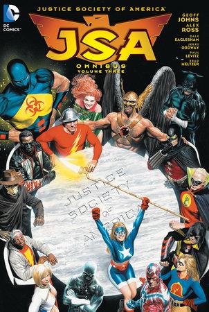 JSA Omnibus Vol. 3 by Geoff Johns and Alex Ross