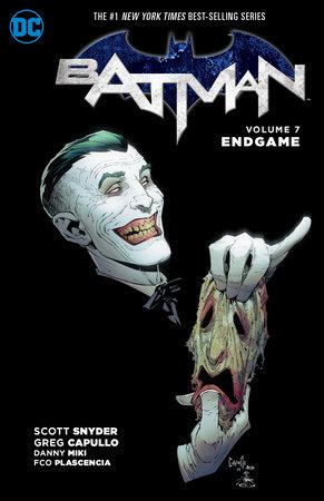 Batman Vol. 7: Endgame (The New 52) by Scott Snyder