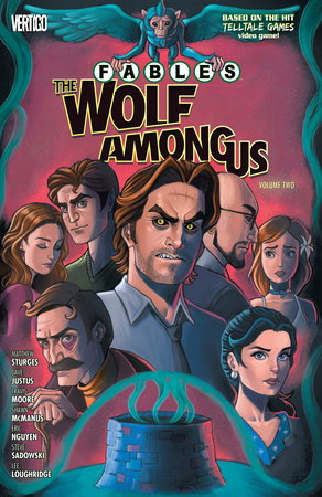 Fables: The Wolf Among Us Vol. 2 by Matthew Sturges