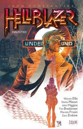 John Constantine, Hellblazer Vol. 13: Haunted by Garth Ennis and Paul Jenkins