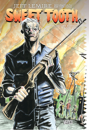 Sweet Tooth The Deluxe Edition Book Two by Jeff Lemire
