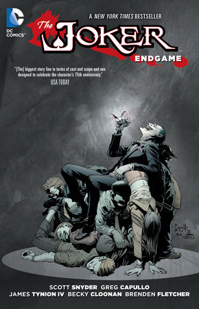 The Joker: Endgame by Scott Snyder, James Tynion IV and Becky Cloonan