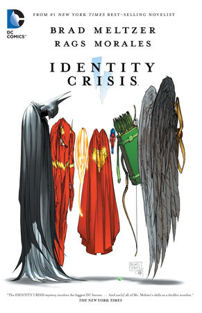 Identity Crisis (New Edition) by Brad Meltzer