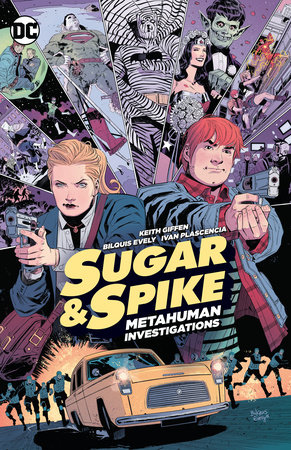 Sugar & Spike by Keith Giffen