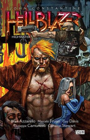 John Constantine, Hellblazer Vol. 15: Highwater by Brian Azzarello
