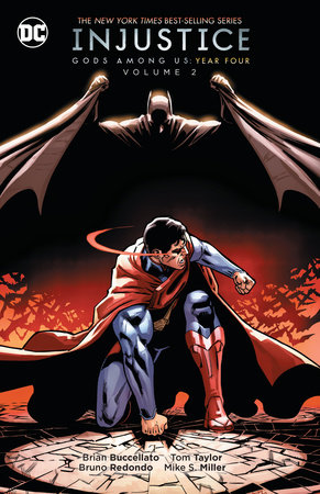 Injustice: Gods Among Us: Year Four Vol. 2 by Brian Buccellato