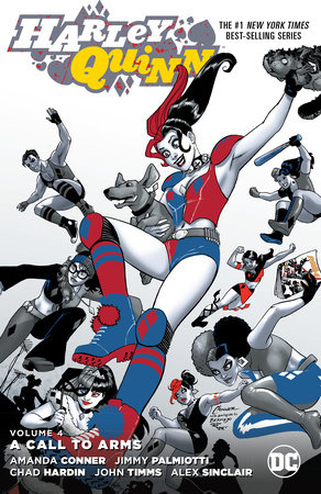 Harley Quinn Vol. 4: A Call to Arms by Amanda Conner and Jimmy Palmiotti