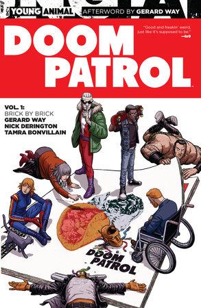 Doom Patrol Vol. 1: Brick by Brick by Gerard Way