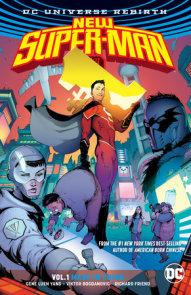 New Super-Man Vol. 1: Made In China (Rebirth)