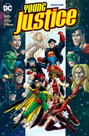 Young Justice Book One by Peter David