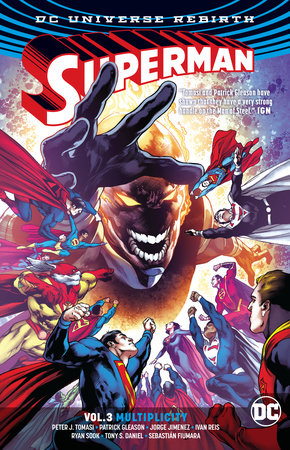 Superman Vol. 3: Multiplicity (Rebirth) by Peter J. Tomasi and Patrick Gleason