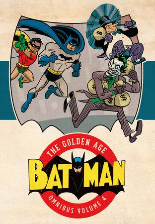 Batman: The Golden Age Omnibus Vol. 4 by Various