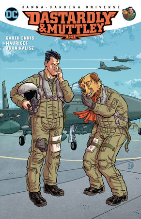Dastardly & Muttley by Garth Ennis