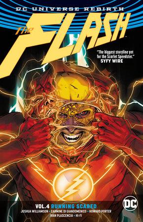 The Flash Vol. 4: Running Scared (Rebirth) by Joshua Williamson