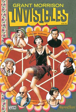 The Invisibles Book Two by Grant Morrison