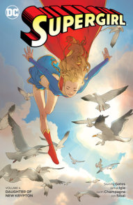 Supergirl Vol. 4: Daughter of New Krypton