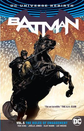Batman Vol. 5: Rules of Engagement (Rebirth) by Tom King