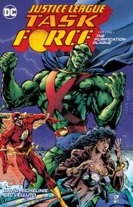 Justice League Task Force Vol. 1: Purification Plague