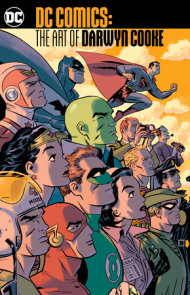 DC Comics: The Art of Darwyn Cooke