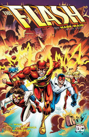 The Flash by Mark Waid Book Four by Mark Waid
