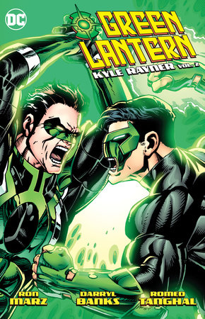 Green Lantern: Kyle Rayner Vol. 2 by Ron Marz
