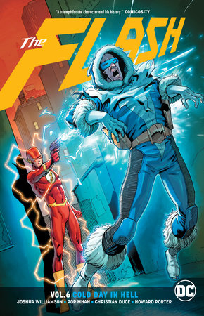 The Flash Vol. 6: Cold Day in Hell by Joshua Williamson