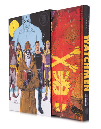 Watchmen (DC Modern Classics Edition) by Alan Moore