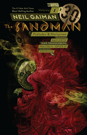 The Sandman Vol. 1: Preludes & Nocturnes 30th Anniversary Edition by Neil Gaiman