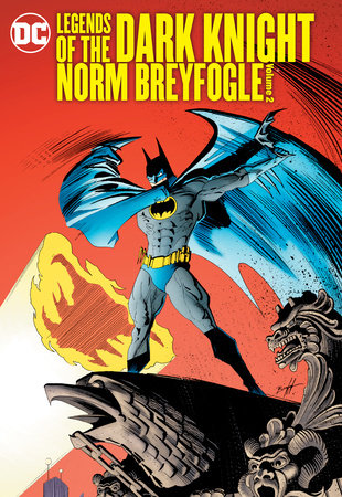 Legends of the Dark Knight: Norm Breyfogle Vol. 2 by Various