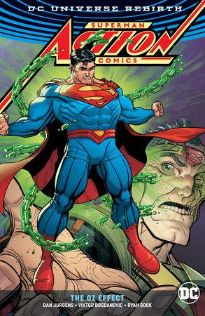 Superman - Action Comics: The Oz Effect by Dan Jurgens