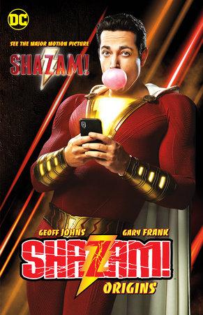 Shazam!: Origins by Geoff Johns