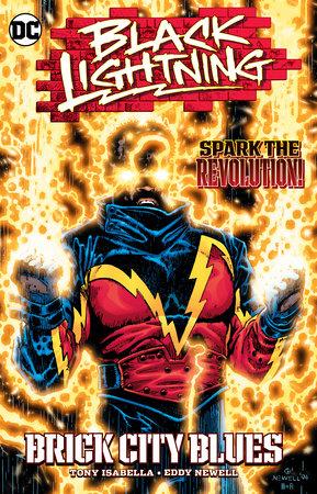 Black Lightning: Brick City Blues by Tony Isabella