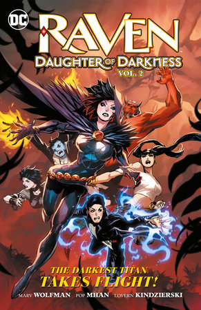 Raven: Daughter of Darkness Vol. 2 by Marv Wolfman
