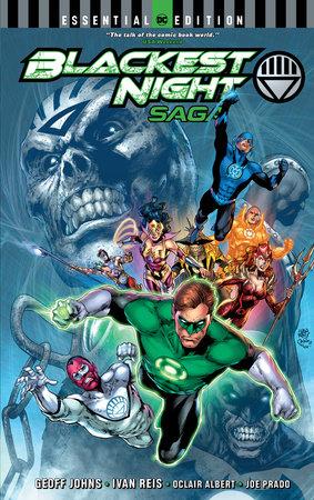 Blackest Night Saga (DC Essential Edition) by Geoff Johns