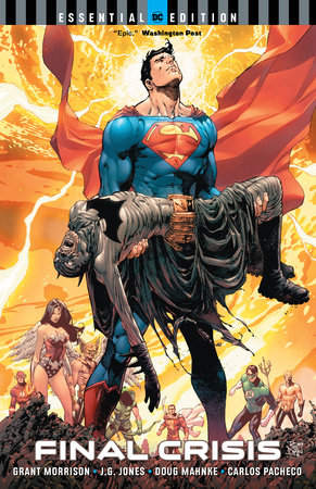 Final Crisis (DC Essential Edition) by Grant Morrison