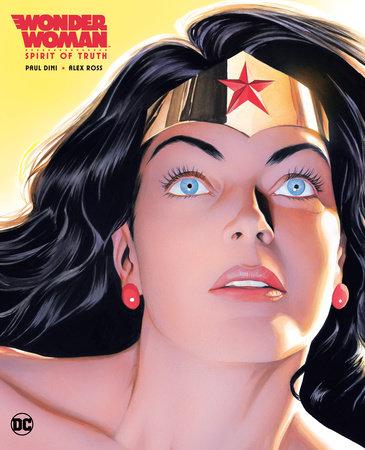Wonder Woman: Spirit of Truth by Paul Dini