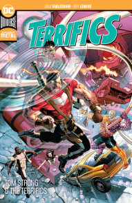 The Terrifics Vol. 2: Tom Strong and the Terrifics