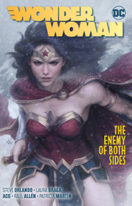 Wonder Woman Vol. 9: The Enemy of Both Sides