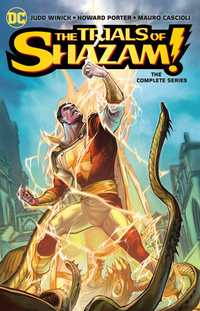 The Trials of Shazam: The Complete Series by Judd Winick