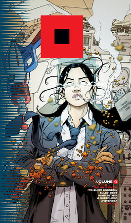 The Wild Storm Vol. 4 by Warren Ellis