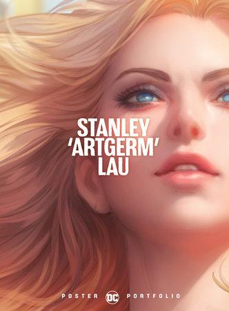 "DC Poster Portfolio: Stanley ""Artgerm"" Lau by Stanley Artgem Lau"