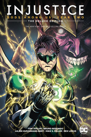 Injustice: Gods Among Us: Year Two: The Deluxe Edition by Tom Taylor