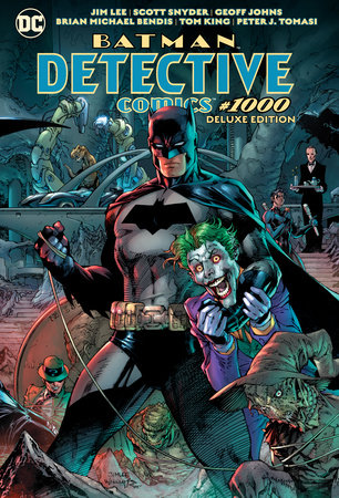 Batman: Detective Comics #1000: The Deluxe Edition by Various