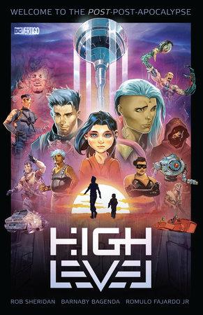 High Level by Rob Sheridan