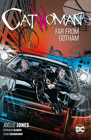Catwoman Vol. 2: Far From Gotham by Joëlle Jones