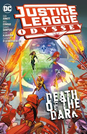 Justice League Odyssey Vol. 2 by Joshua Williamson