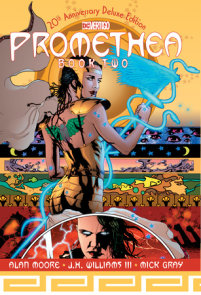 Promethea: The 20th Anniversary Deluxe Edition Book Two