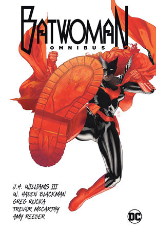 Batwoman Omnibus by J.H. Williams III and Greg Rucka