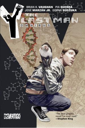 Y: The Last Man Omnibus by Brian K. Vaughan