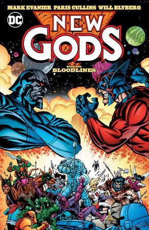 New Gods Book One: Bloodlines by Mark Evanier